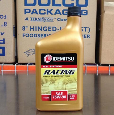 IDEMITSU RACING MTF 75W90 GL-5 0,946 л