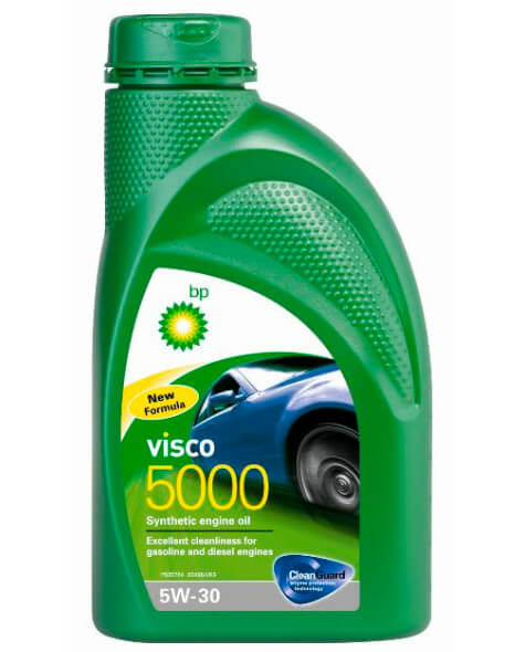 BP Visco 5000 5W-30 1 л