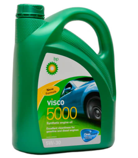 BP Visco 5000 5W-30 4 л