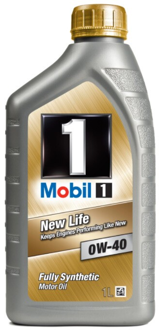MOBIL 1 New Life 0W40 1 л