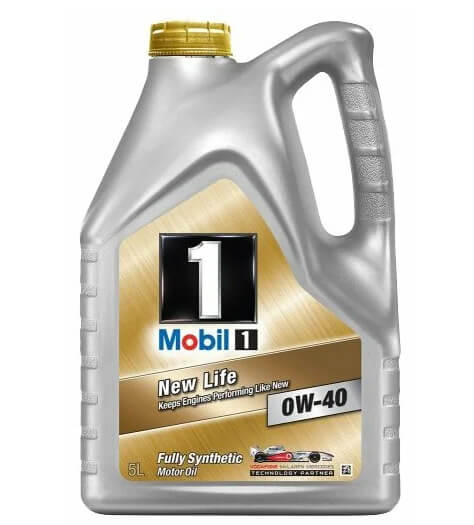 MOBIL 1 New Life 0W-40 5 л