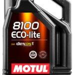 MOTUL 8100 Eco-lite 5W-30 4 л
