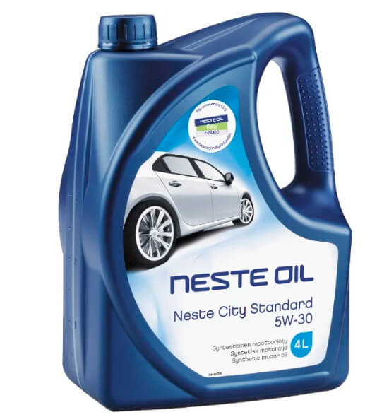 NESTE City Standard 5W-30 4 л