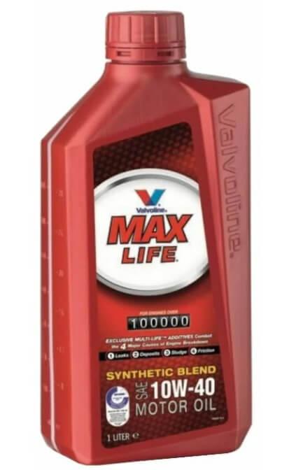 VALVOLINE MaxLife 10W-40 1 л