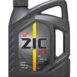 ZIC X7 LS 10W-40 4 л