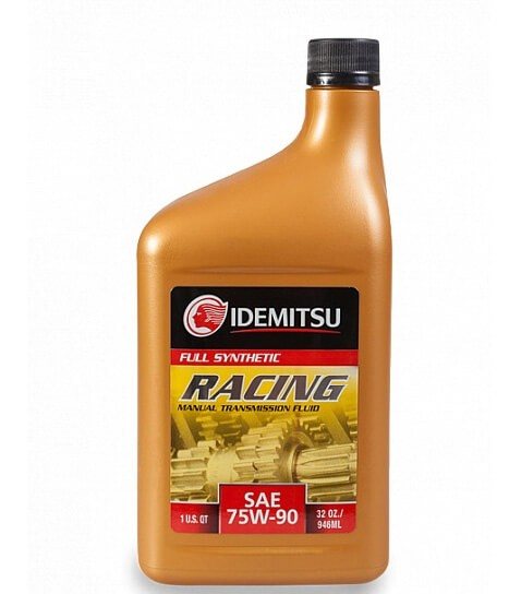 Масло IDEMITSU Racing MTF GL-5 75W-90 0,946 л