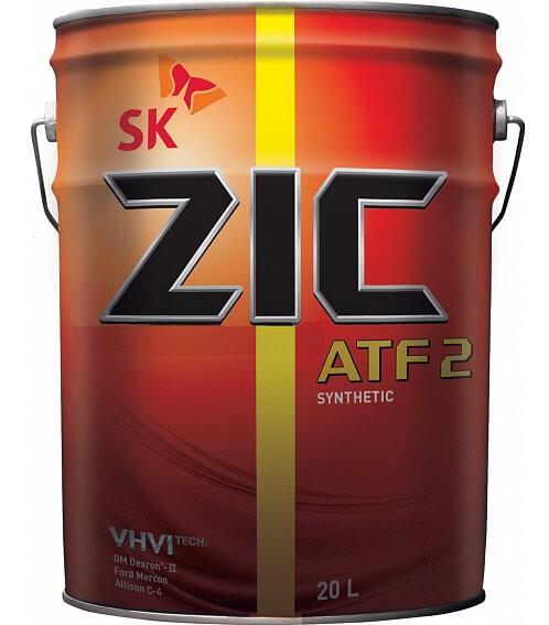 ZIC ATF 2 20 л
