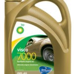 BP Visco 7000 0W-40 4 л