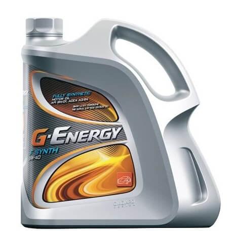 GAZPROMNEFT G-Energy F Synth 5W-40 4 л