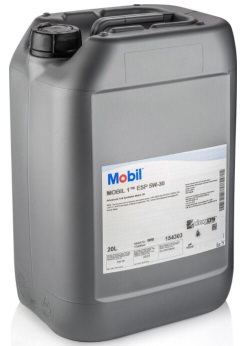 MOBIL 1 ESP 5W-30 20 л