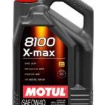 Motul 8100 X-max 0W40 5 л