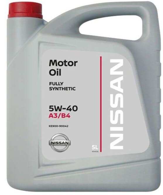 Nissan 5W-40 FS A3/B4 5 л