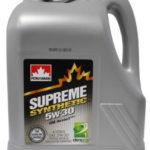 Petro-Canada Supreme Synthetic 5W-30 4 л
