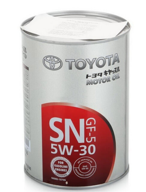 TOYOTA SN 5W-30 1 л