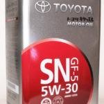 TOYOTA SN 5W-30 4 л