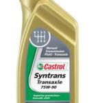 Castrol Syntrans Transaxle 75W-90 1 л