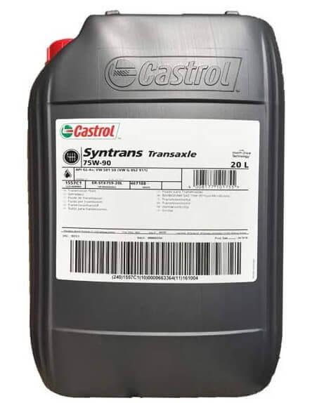 Castrol Syntrans Transaxle 75W-90 20 л