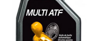 Масло Motul Multi ATF: технические характеристики, цена, отзывы