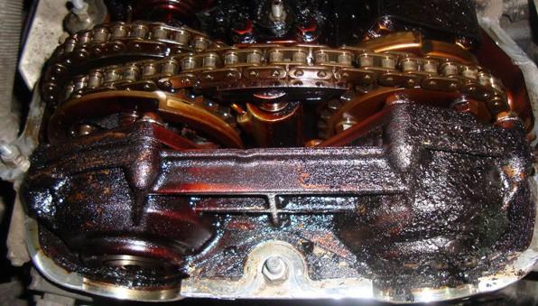 Как промыть двигатель