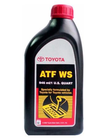 TOYOTA ATF WS 0,946 л
