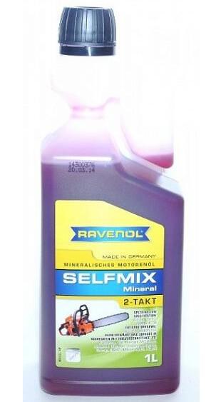 Ravenol Selfmix 2T с дозатором
