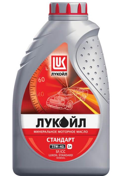 Лукойл Стандарт 15W-40 SF/CC 1 л