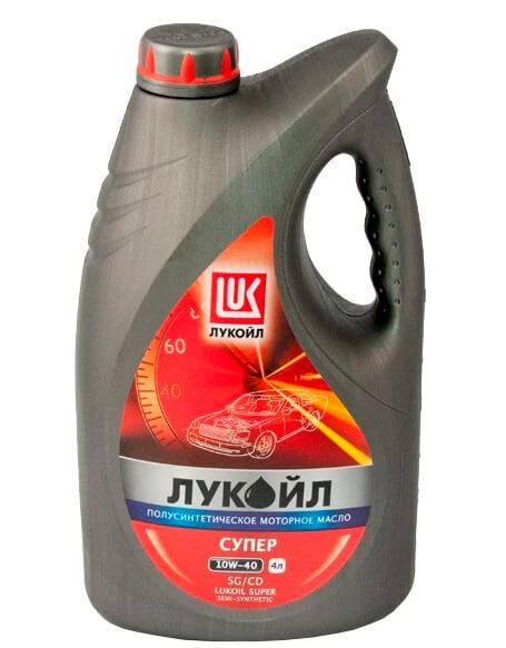 ЛУКОЙЛ Супер 10W-40 4 л