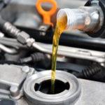 Замена автомобильной смазки