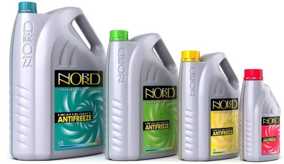 Охладители компании Норд