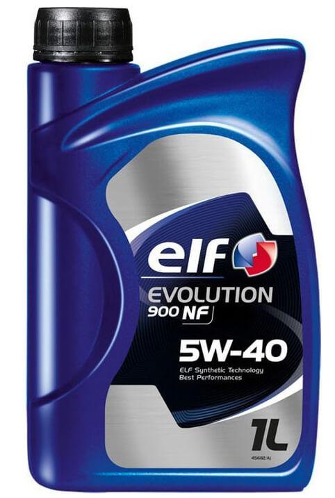 ELF Evolution 900 NF 5W-40 1 л