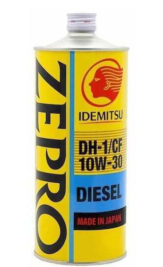 IDEMITSU Zepro Diesel 10W-30 1 л