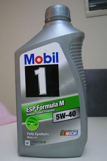 ESP Formula M 5W-40