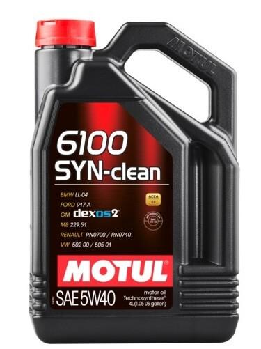 Motul 6100 SYN-clean 5W40 4 л