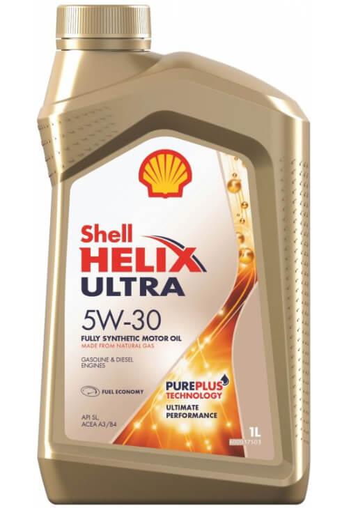 SHELL Helix Ultra 5W-30 1 л