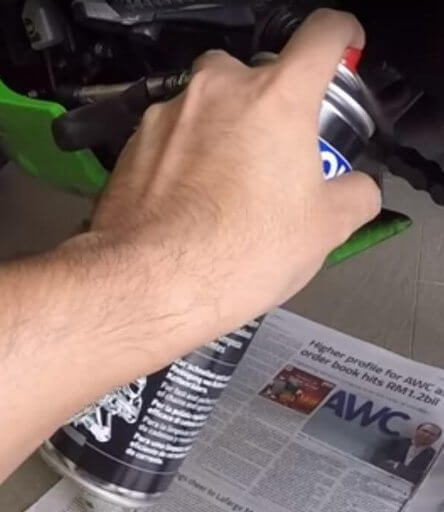 Motorbike Ketten-Reiniger 0,5 л