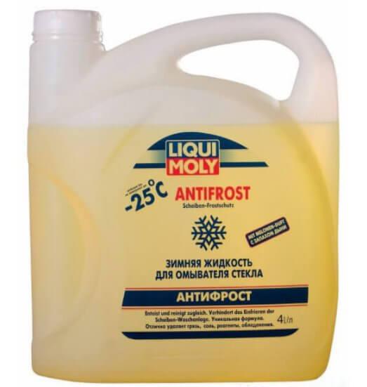 LIQUI MOLY Antifrost Scheiben-Frostschutz -25°C 4 л
