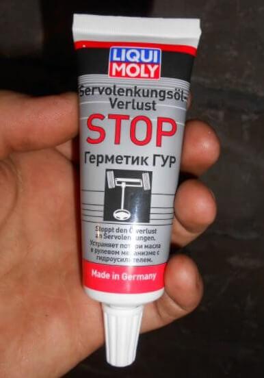 LIQUI MOLY Servolenkungsoil-Verlust-Stop, 0,035 л