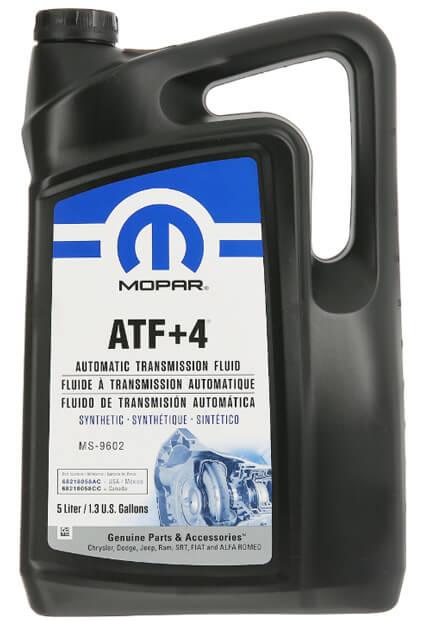 MOPAR ATF +4, 5 л