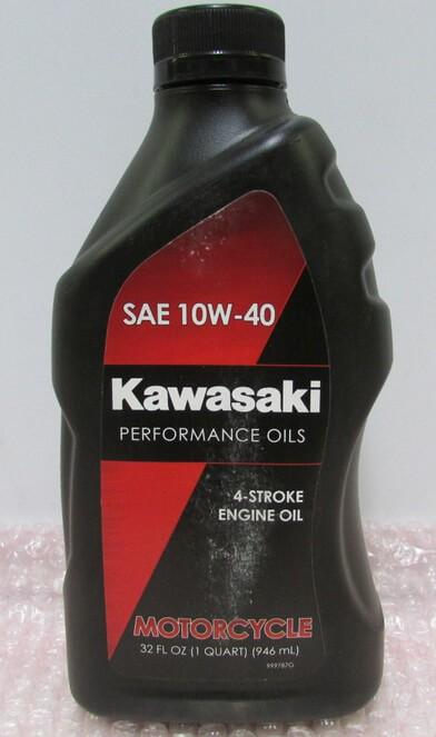 KAWASAKI Performance Oils 10W40