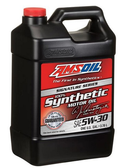 AMSOIL Signature Series Synthetic Motor Oil 5W30