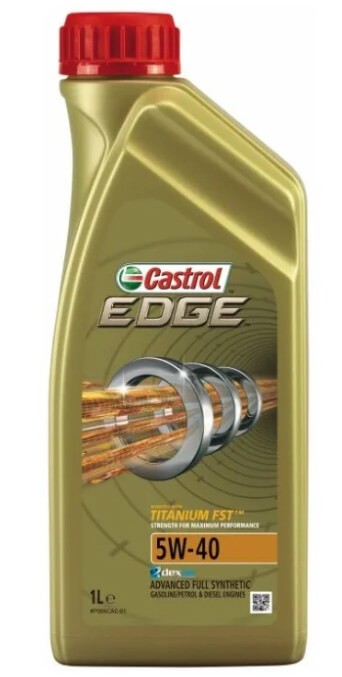 Castrol Edge 5W-40 1 л