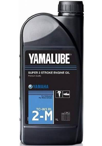 Yamalube 2-M TC-W3 RL Super 2-Stroke 1 л