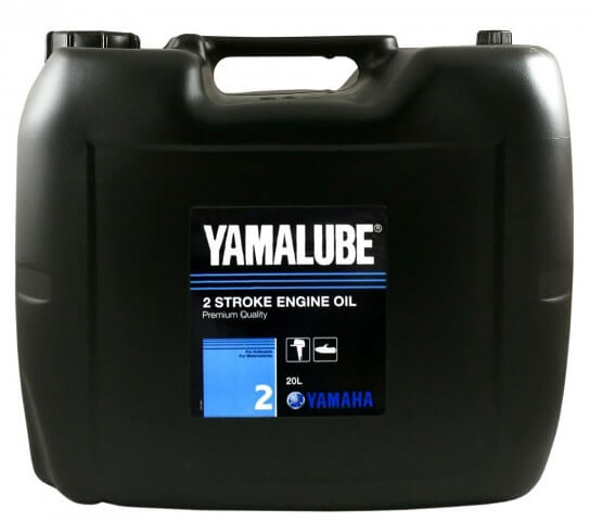 Yamalube 2-M TC-W3 RL Super 2-Stroke 20 л