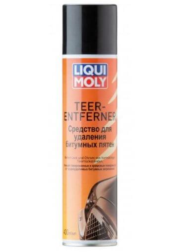 LIQUI MOLY Teer-Entferner 7603 400 мл