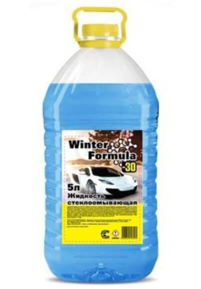Gleid Winter Formula -30°C 5 л