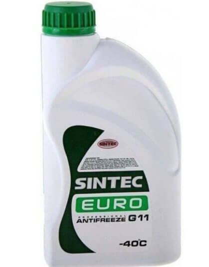 Sintec EURO G11, зеленый
