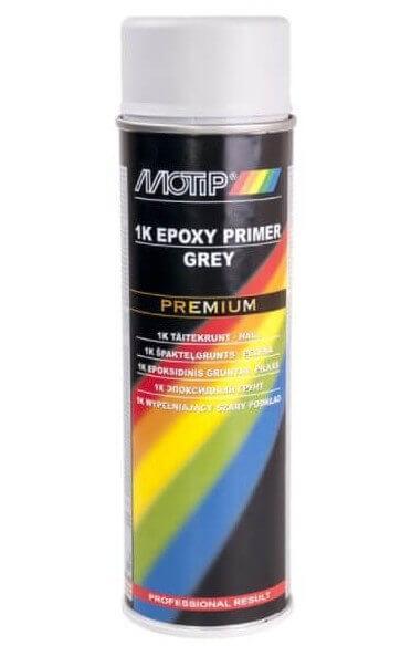 Motip Премиум, 04120, серый, 0,5 л