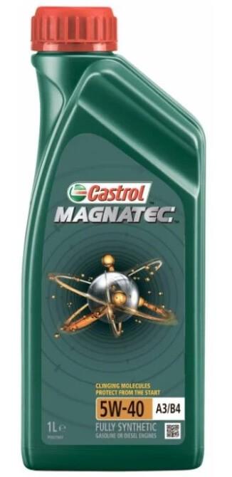 CASTROL Magnatec 5W-40 А3/В4 1 л