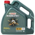 CASTROL Magnatec 5W-40 А3/В4 4 л