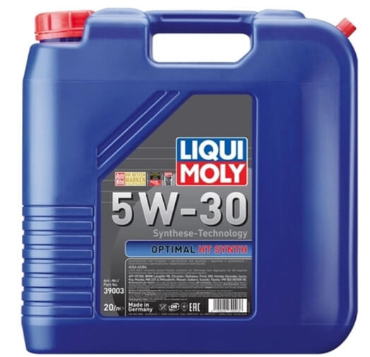 LIQUI MOLY Optimal HT Synth 5W-30 20 л